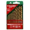 Набор сверл Hammer Flex 202-903 DR No3 (1,5-6,5мм), купить за 585руб.
