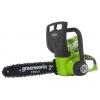Цепная пила Greenworks G40CS30 0 (40 В), купить за 5 980руб.