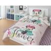 Комплект постельного белья Disney ранфорс, 1,5- спальный, Little flower, купить за 2 075руб.
