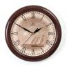 Часы интерьерные Вега Парусник, дерево (настенные), купить за 870руб.