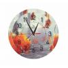 Часы интерьерные Вега Клен-Осениий на стекле (настенные), купить за 750руб.