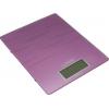 Кухонные весы Lumme LU-1318, лиловый аметист, купить за 1 050руб.