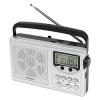 Радиоприемник Rolsen RBM-217, серебристый, купить за 755руб.