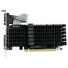 Видеокарту Gigabyte GeForce GT 710 954Mhz PCI-E 2.0 1024Mb 1800Mhz 64 bit DVI HDMI HDCP Silent, купить за 2370руб.