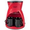 Кофеварка Scarlett SC-CM33001, красная, купить за 1 320руб.