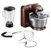 Кухонный комбайн Bosch MUMXL20C, коричневый, купить за 35 800руб.
