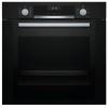 Духовой шкаф Bosch HBG337YB0R, черный, купить за 32 451руб.