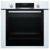 Духовой шкаф Bosch HBG337YW0R, белый, купить за 36 075руб.