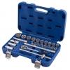 Набор инструментов Кобальт 010202-25 (торцевые головки), купить за 4 815руб.