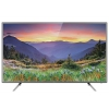 Телевизор BBK 55LEX-6042/UTS2C (55'' Ultra HD, Smart TV, Wi-Fi), чёрно-серебристый, купить за 28 690руб.