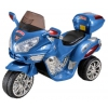 Электромобиль RiverToys Moto HJ 9888, синий, купить за 8 050руб.