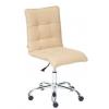 Кресло офисное TetChair ZERO кож/зам, бежевый, 36-34, купить за 4 690руб.