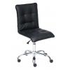 Кресло офисное TetChair  ZERO кож/зам, чернoe, 36-6, купить за 4 690руб.