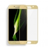 Защитное стекло для смартфона Glass PRO Samsung A5 (2017) Full Screen 3D, золотое, купить за 200руб.