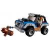Конструктор LEGO Creator 31075 Приключения в глуши (для мальчика), купить за 1 135руб.