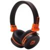 Гарнитура для пк HARPER HB-202, оранжевая, купить за 1 140руб.