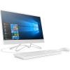 Моноблок HP 24-f0027ur 4HD57EA белый, купить за 38 579руб.