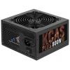 Блок питания AeroCool KCAS Plus 800W 80+ Bronze, A.PFC, fan 12 см, купить за 3 770руб.