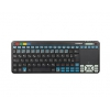 Клавиатура Thomson ROC3506 для Samsung, черная, купить за 2 665руб.