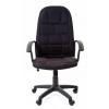 Компьютерное кресло Chairman 737 TW-11 (7004725) черное, купить за 4 999руб.