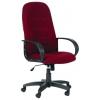 Кресло офисное Chairman 727, бордовое, купить за 4 585руб.