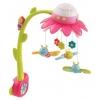 Игрушку для малыша мобиль Smoby Цветок, розовый с зеленым, купить за 2875руб.
