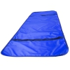 Стол массажный накидка EcoSapiens HotCover, на массажный стол, синяя, купить за 2 600руб.