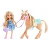 Кукла Mattel Barbie Челси и пони (набор), купить за 2 045руб.