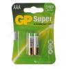 Батарейка GP Super Alkaline 24A LR03 AAA (2шт), купить за 45руб.