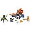 Конструктор LEGO Nexo Knights 72001 Летающая турнирная машина Ланса (для мальчика), купить за 1220руб.