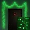Новогоднее украшение Гирлянда Торг-Хаус LED Шишки зелёные, 450 светодиодов (LED-SH-450/G), купить за 3 095руб.