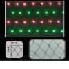 Новогоднее украшение Гирлянда Торг-Хаус LED-сетка в матовых колпачках - 176 красных+зелёных светодиодов (LEDN-1RG/176L), купить за 2 985руб.