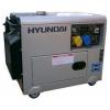 Электрогенератор Hyundai DHY-6000 SE-3, дизельный, купить за 95 200руб.
