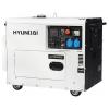 Электрогенератор Hyundai DHY 8000SE, дизельный, купить за 83 998руб.