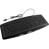 Клавиатура Jet.A Slim Line K17 черная, купить за 880руб.