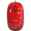 Мышь Logitech M105 (910-002945) красная, купить за 955руб.