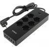 Сетевой фильтр Orico (HPC-6A5U-BK) черный, купить за 2 670руб.