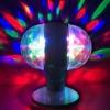 Новогоднее украшение Диско-шар Торг-хаус Двойной шар TMLD-13 (13,5х8 см), купить за 440руб.