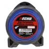 Леска для газонокосилок ECHO Silent Spiral Line C2070183 3,0ммх175м (витой), купить за 1 825руб.