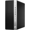 Фирменный компьютер HP EliteDesk 800 G4 (4KW92EA) черный-серебристый, купить за 93 635руб.