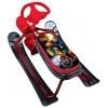 Снегокат Ника Детям Кросс робот (бордовый каркас), купить за 2129руб.