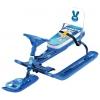 Снегокат Nika Тимка спорт 4-1 Rabbit, синий каркас, купить за 2000руб.