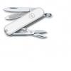 Victorinox Classic SD, 58 мм, 7 функций, белый, купить за 920руб.