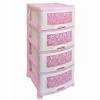 Violet Ажур, бело-розовый, купить за 1 845руб.