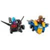 Конструктор Lego Super Heroes Mighty Micros Звёздный Лорд против Небулы, купить за 705руб.