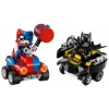 Конструктор LEGO DC Super Heroes 76092 Бэтмен против Харли Квин, купить за 755руб.