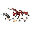 Конструктор LEGO Ninjago 70653 Первый страж, купить за 4 525руб.