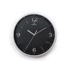 Часы интерьерные Вега Черная классика (настенные), купить за 970руб.