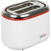 Тостер Sinbo ST-2420, белый/красный, купить за 1 620руб.