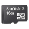 ����� ������ Sandisk microSDHC 16 Gb Class4 + Mobile w/o adapter, ������ �� 500 ���.
